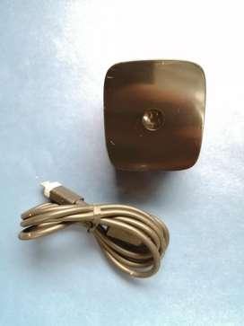Cargador Original Motorola Carga Rápida