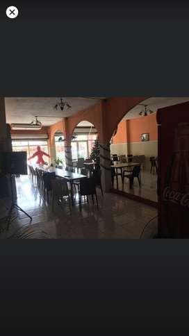 Local para vender restaurante