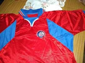 Camisetas de Costa Rica