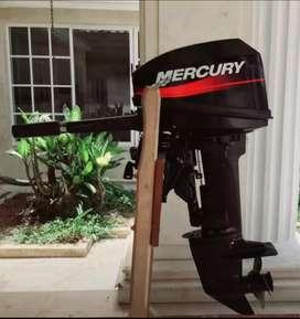 Motor Mercury fuera de borda bote lancha