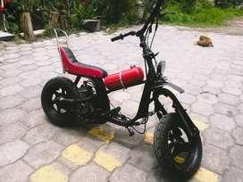 vendo o cambio moto honda de colección chopper