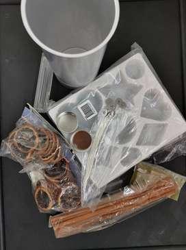 Kit para fabricar Velas artesanales