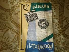 LUZ CAMARA LITERACCION 4 LENGUA LITERATURA CIANNI