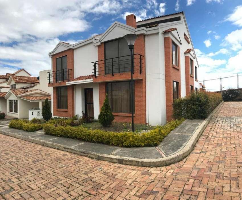 Casa Condominio campestre en Tunja 0