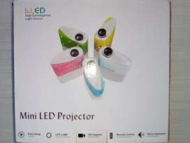 Mini Led proyector