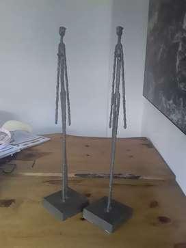 Esculpturas de metal