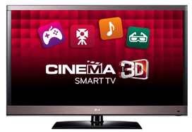 """REMATE: TV LED DE 32"""" LG CON SINTONIZADOR DIGITAL Y CINEMA 3D"""