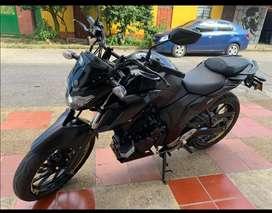 Vendo moto fz250 en perfectas condiciones