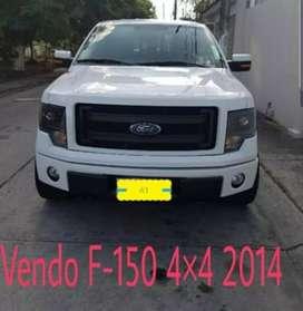 VENDO FORD FX4 2014