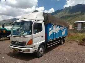 Alquiler de camion para viajes 3 toneladas