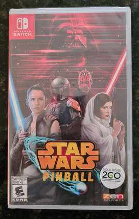 Nuevo Star Wars Pinball Nintendo Switch