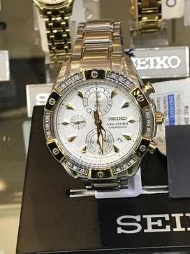 Vendo Un Reloj Marca Seiko para Mujer Se remata a un precio increible nuevo en caja