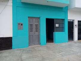 Alquilo casa en Cañete