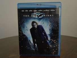 Batman: El Caballero de la Noche (The Dark Knight) Blu-Ray