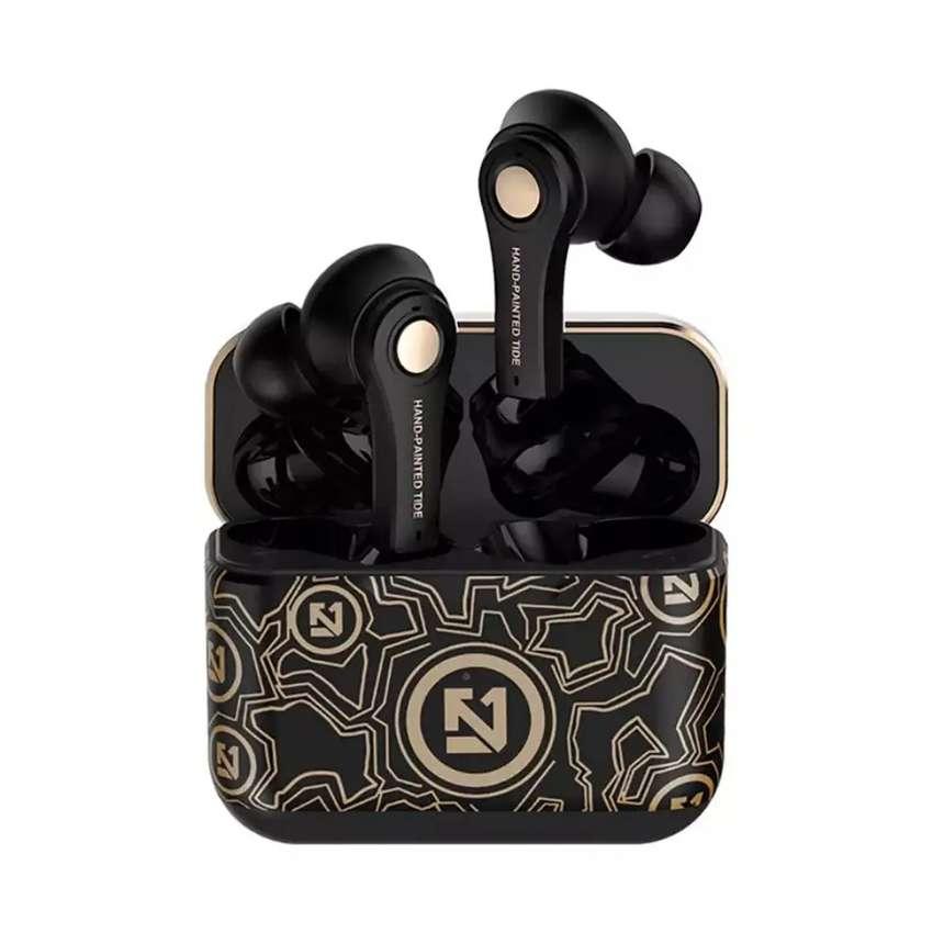Audífonos Bonola Bluetooth TWS 5.0 inalámbricos impermeable deportivos