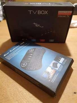 TV-Box Convierte tu televisor en SMART