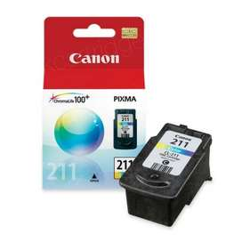 Canon CL-211 XL - XL - color (cian, magenta, amarillo) Canon
