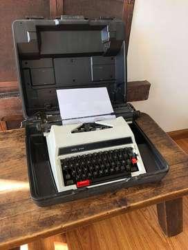 Maquina de escribir clásica