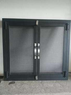 Puertas parachimeneas