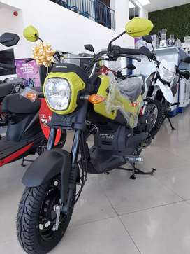 Moto automática Honda- Importadora CHIMASA OROMOTO