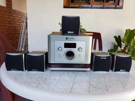Home theater Stromberg Carlson 5.1.
