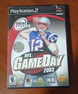 NFL Gameday 2003 Play Station