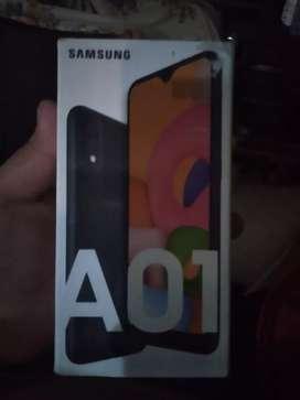 Samsung A01 Semi Nuevo.