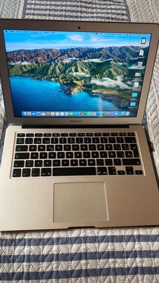 "Apple MacBook Air 13.3"" Intel Core i5 RAM 8 GB SSD 128GB MQD32E/A 0"