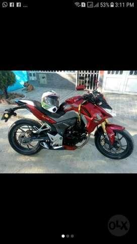 Moto Honda Cb 190r Como Nueva