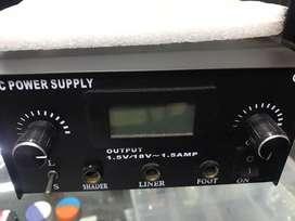 Fuente de poder para maquina de de tauar