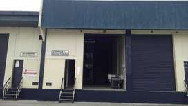 Alquiler de Bodega 125 m2 Via a Daule