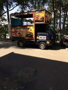 Vehiculo de comidas rapidas
