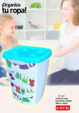 Cesto de ropa para niños excelente calidad