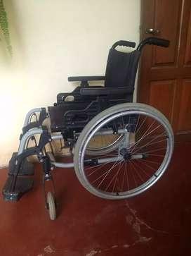 Silla de ruedas marca ottobock