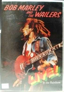 Bob Marley And The Wailers - Live! At The Rainbow _ DVD