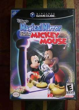 Magical Mirror Mickey Mouse GC