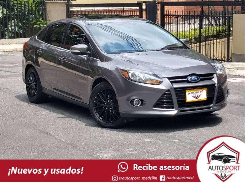 Ford Focus Titanium - financiamos fácil 0