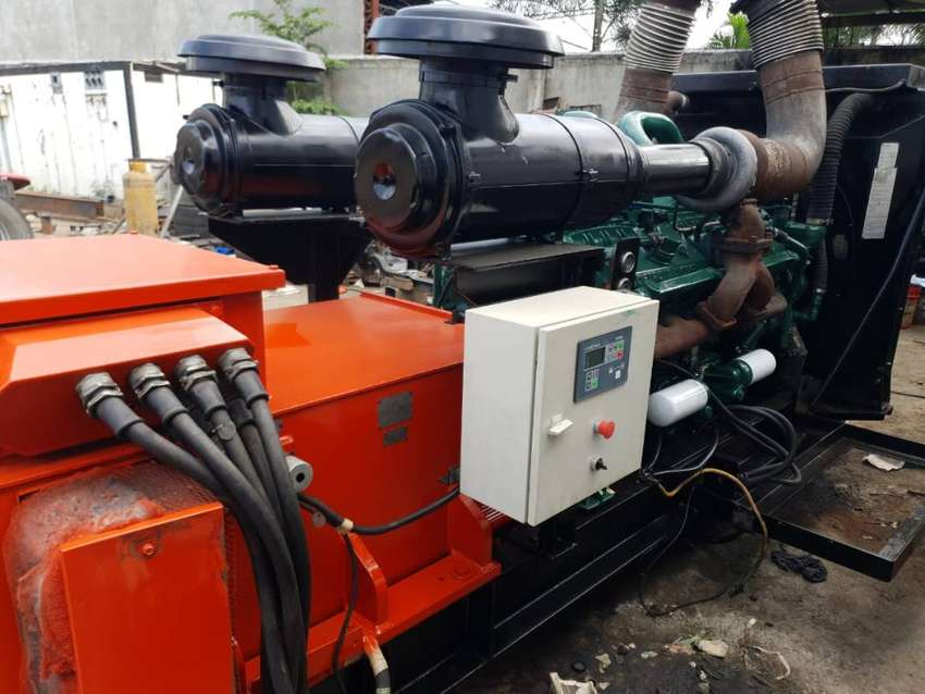 Generador 750 KVA