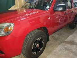 Mazda Bt 50 2015 Bien Conservada