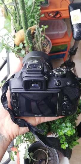 Camara Nikon D3400 con Lente 50mm 1.8g
