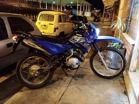 Yamaha xtz 125 cc