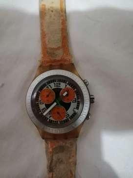 Vendo reloj swatch irony