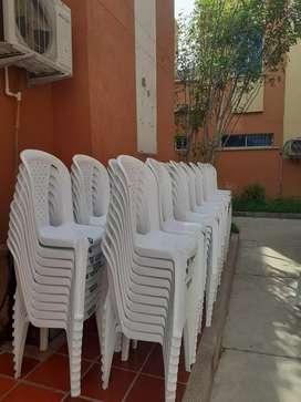 Se venden sillas rimax original poco uso