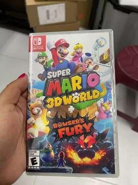 Súper Mario 3d world