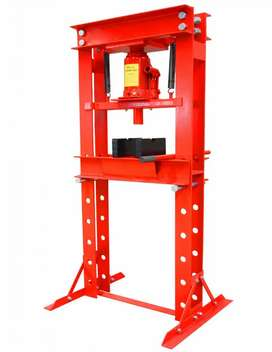 Vendo prensa hidráulica de 32 toneladas
