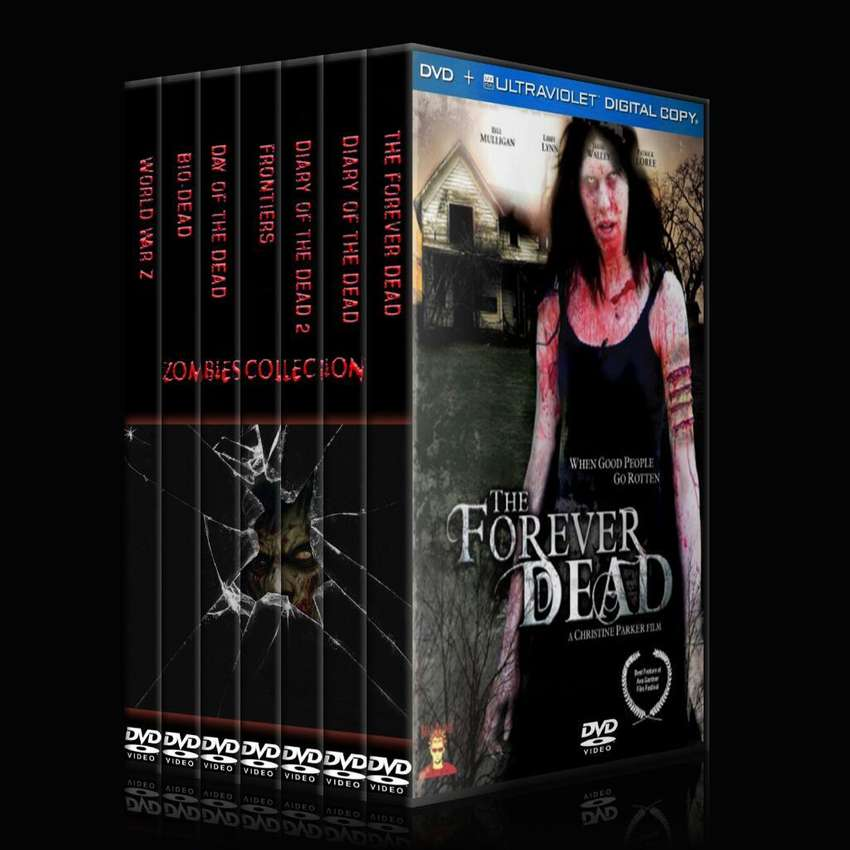 Zombies collection dvd 0