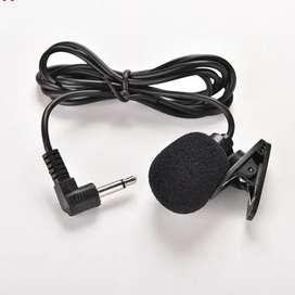 Mini micrófono de estudio