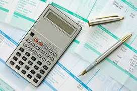 Auxiliar contable y de  Seguridad social con nomina