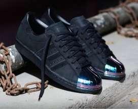 Zapatillas adidas superstar 80s metal