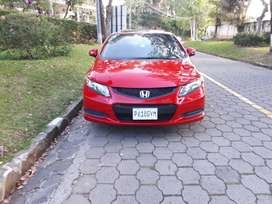 Honda Civic Ex Coupe Modelo 2012